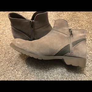 Cute Teva Ankle Booties